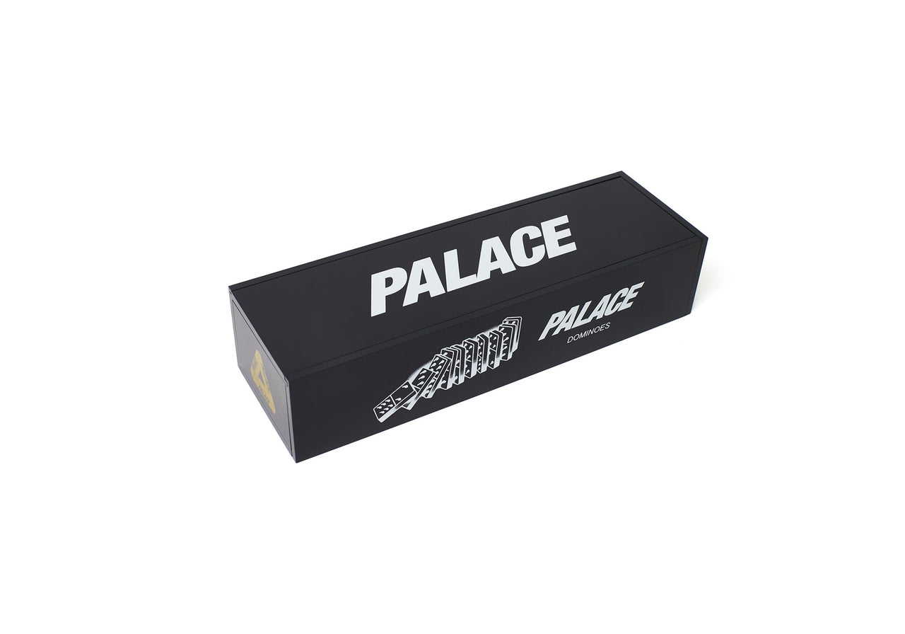 PALACE DOMINOES BLACK / WHITE