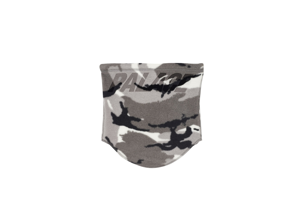 POLARTEC LAZER NECK WARMER SNOW CAMO