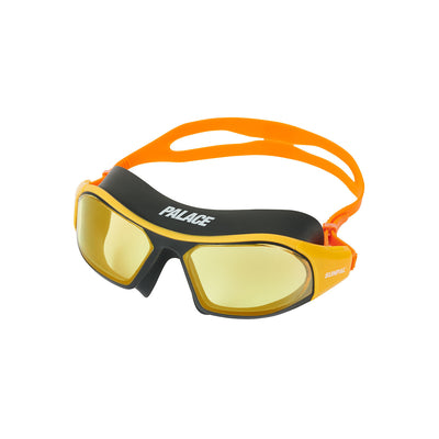 ADIDAS PALACE SUNPAL SWIMMING GOGGLES BRIGHT ORANGE
