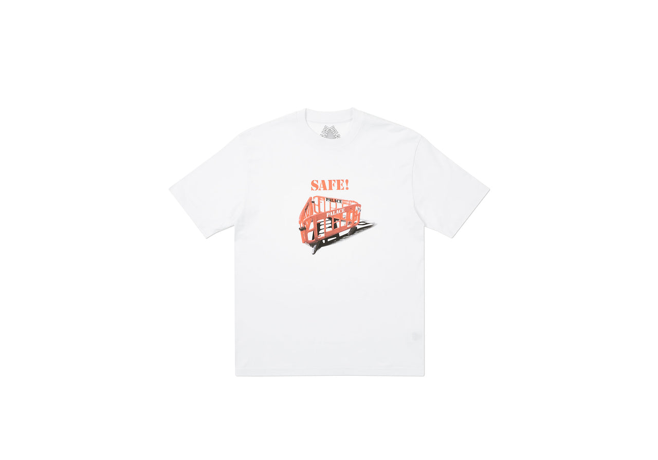 SAFETY T-SHIRT WHITE