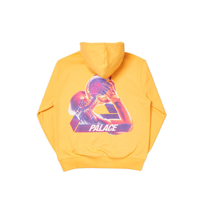 TRI-GAINE HOOD YELLOW