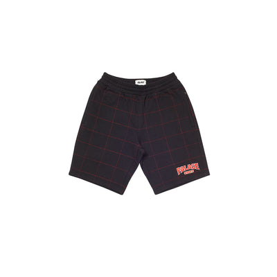 P STUFF SHORTS BLACK