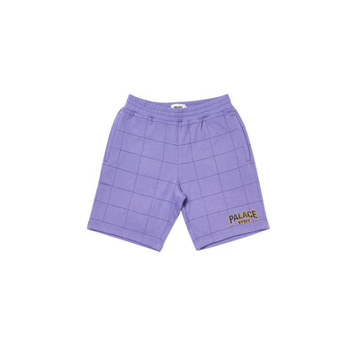 P STUFF SHORTS PURPLE