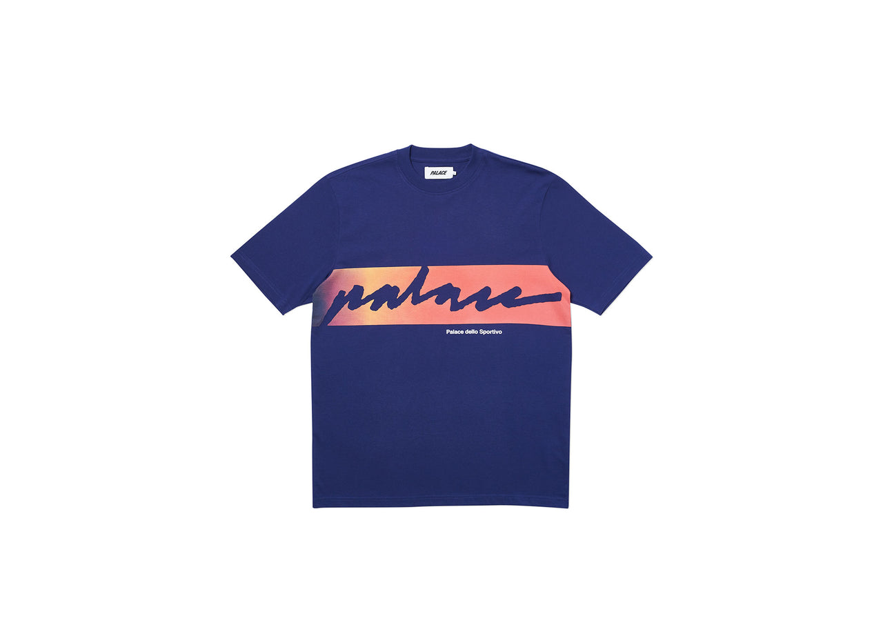 CATCH DAS FADE T-SHIRT NAVY