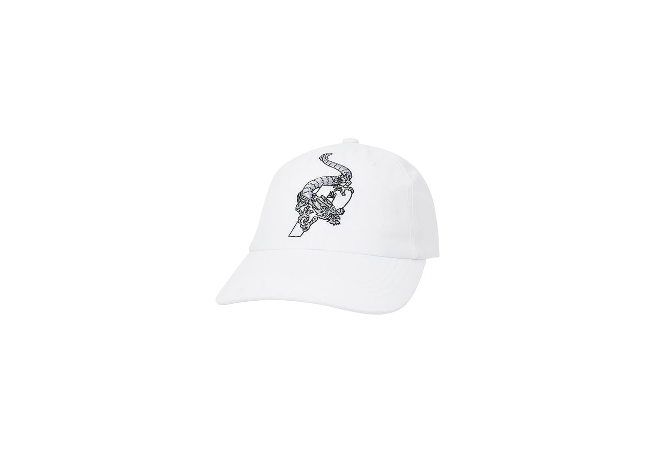 DRAGON SHELL P 6-PANEL WHITE