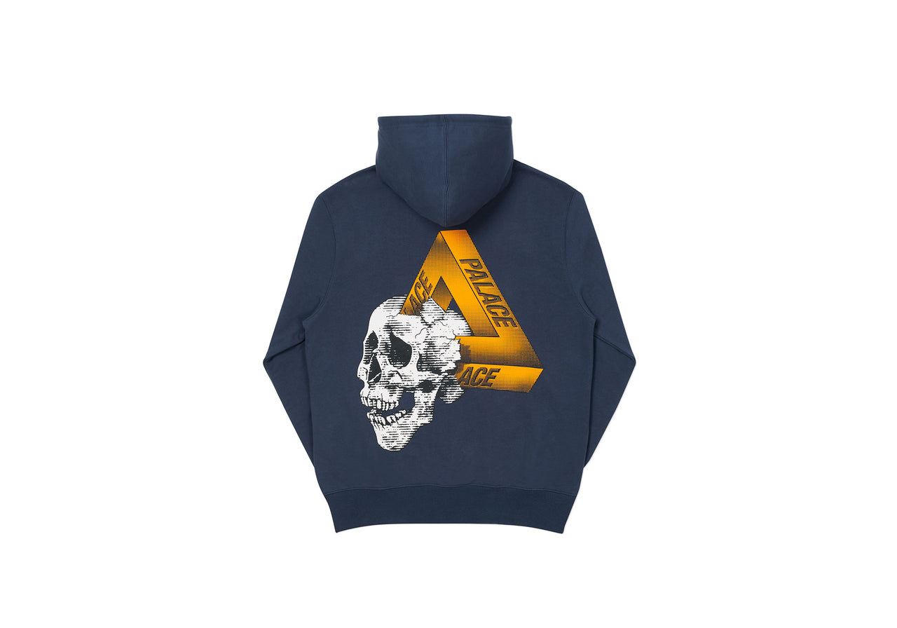 TRI-CRUSHER HOOD NAVY