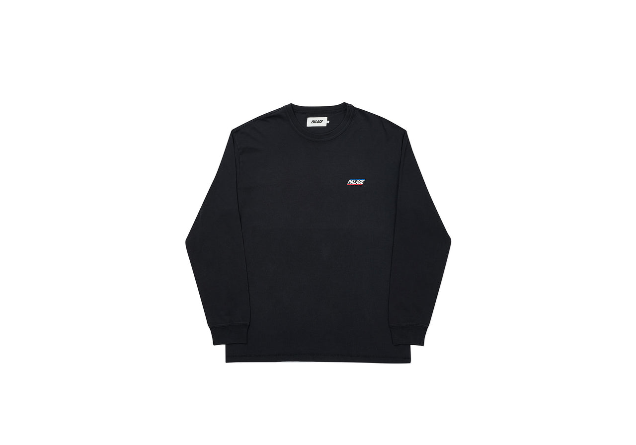 BASICALLY A LONGSLEEVE WASHED BLACK
