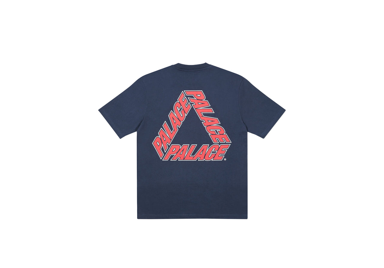P3 TEAM T-SHIRT NAVY