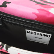 PALACE MOSCHINO RECORD BAG PINK