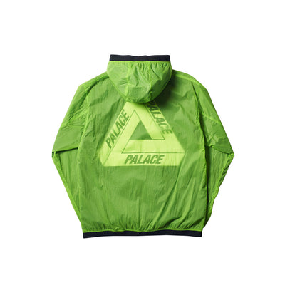 LAYER JACKET LIME