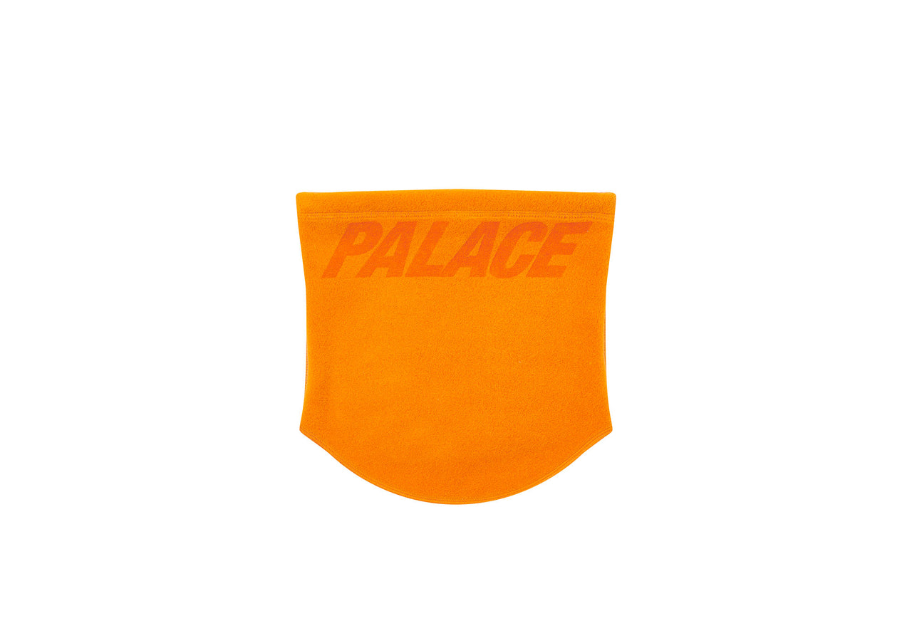 POLARTEC LAZER NECK WARMER JAFFA ORANGE
