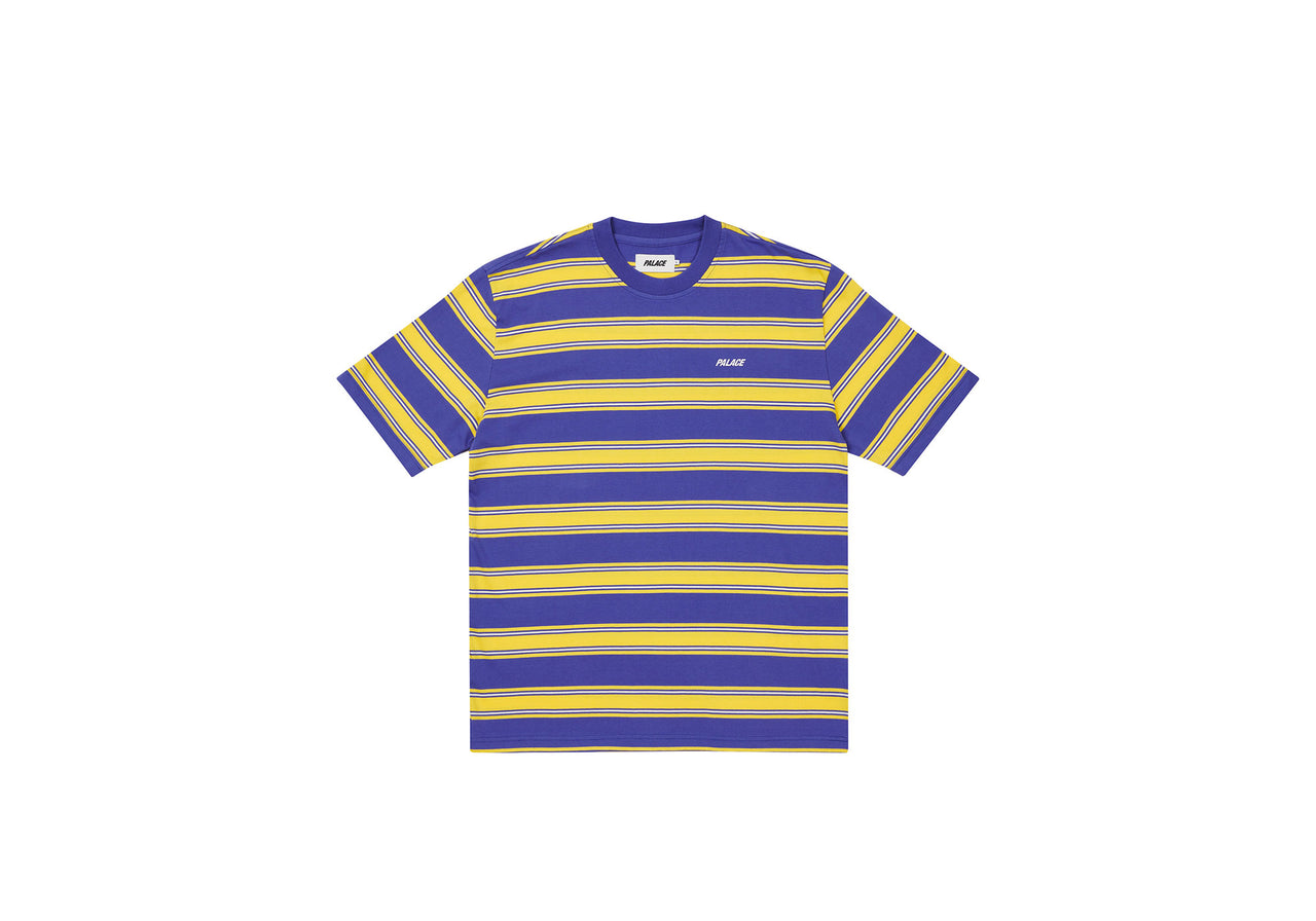 ENGINEER T-SHIRT YELLOW / BLUE