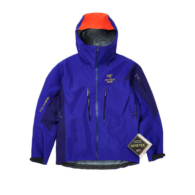 PALACE ARC'TERYX ALPHA SV JACKET BLUE
