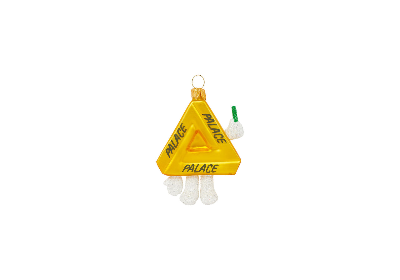 PALACE TRI BAUBLE YELLOW