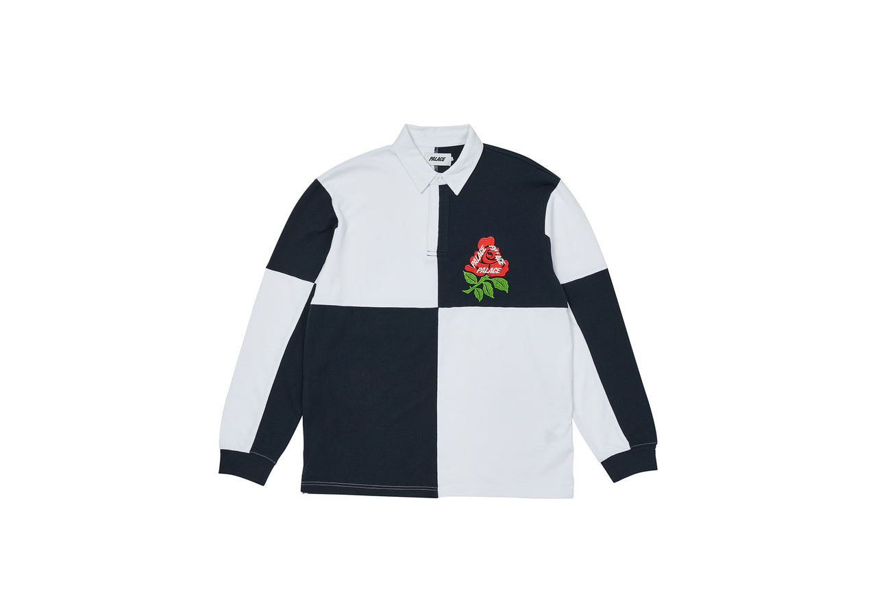 RUGGER BUGGER RUGBY WHITE / NAVY