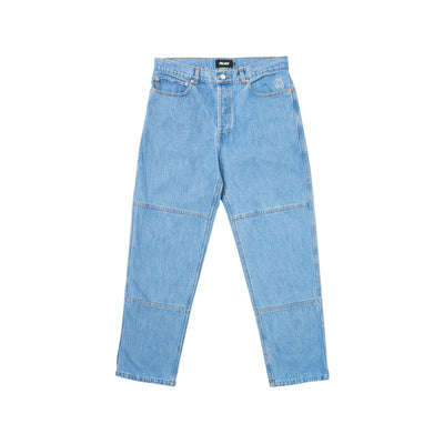 D PANEL JEAN MID WASH