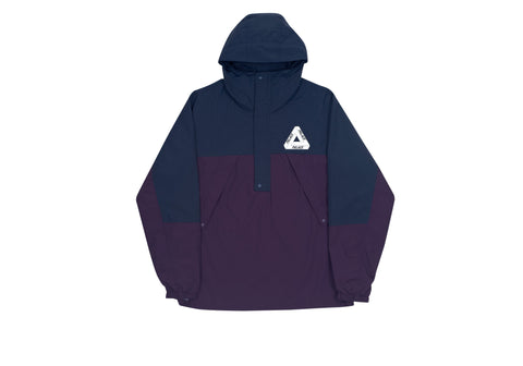 SMERK JACKET NAVY / PURPLE
