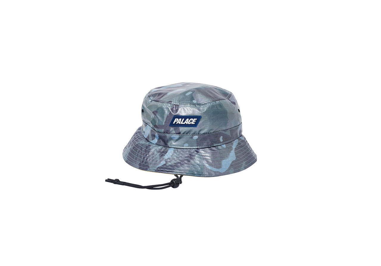 STEALTH BUCKET BLUE CAMO