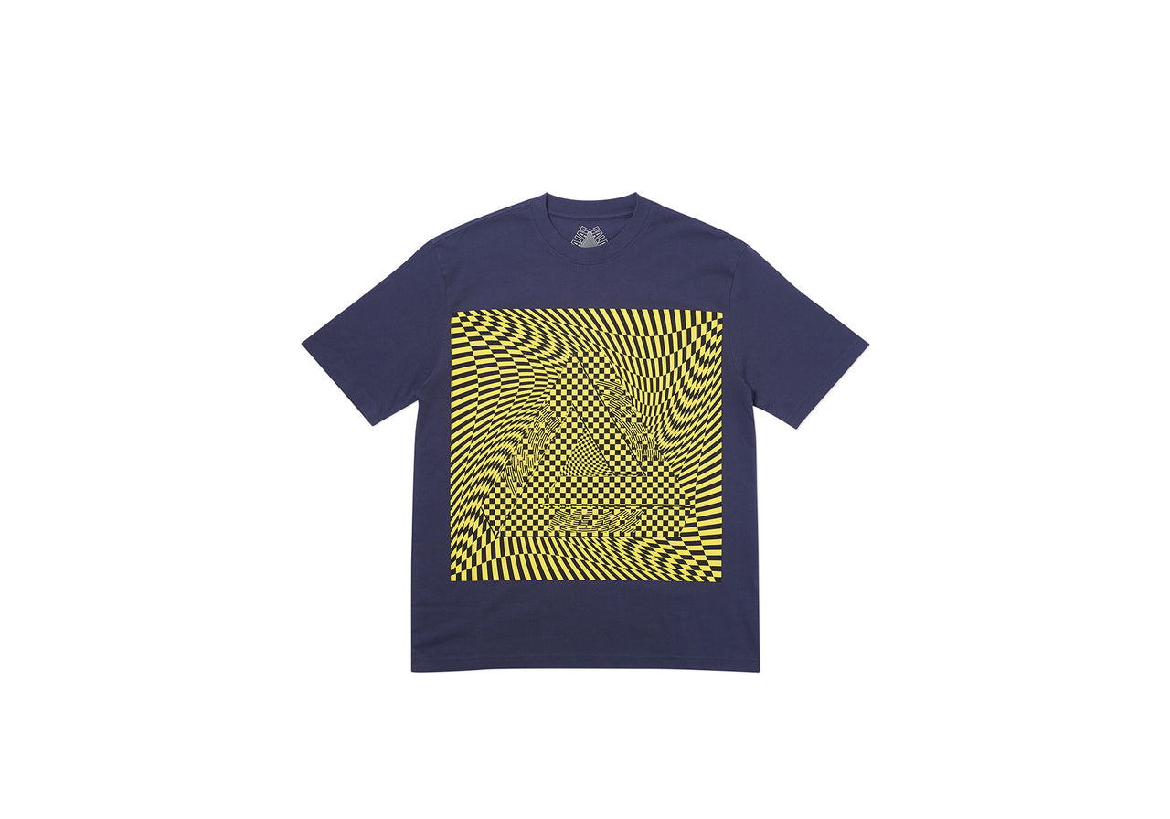 MASH EYE T-SHIRT NAVY