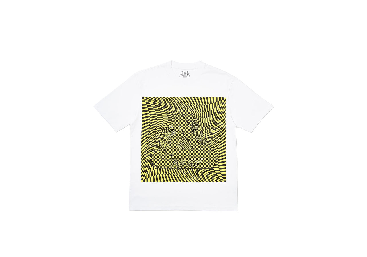 MASH EYE T-SHIRT WHITE