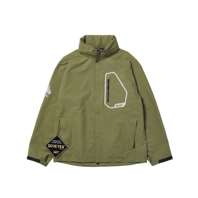 PALACE GORE-TEX PACLITE VENT JACKET GREEN
