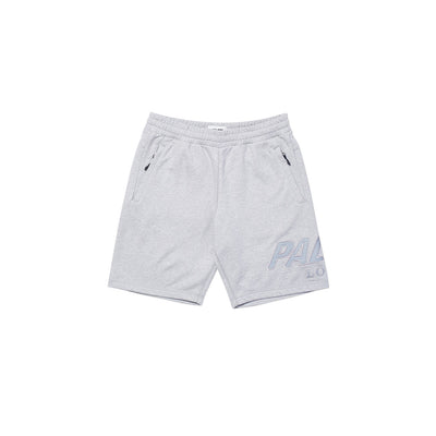 LON DONS SHORT GREY MARL