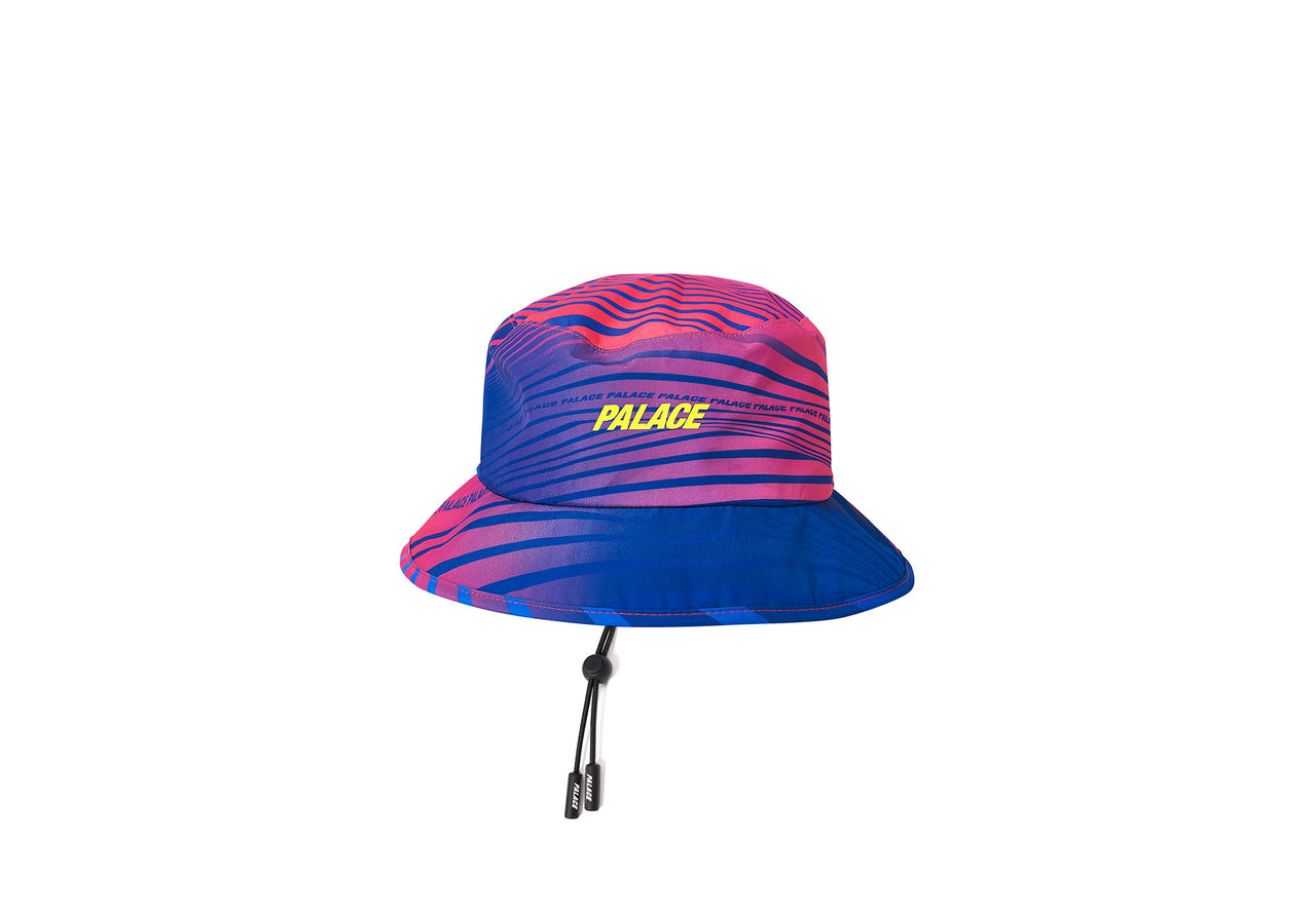 PALACE GORE-TEX VORTEX BUCKET PINK / BLUE