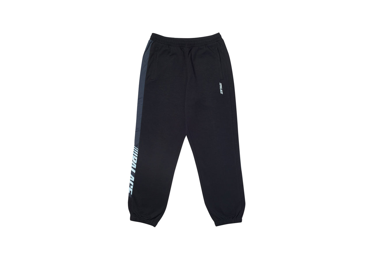 WAXIMUM ECHO TECH FLEECE JOGGERS BLACK