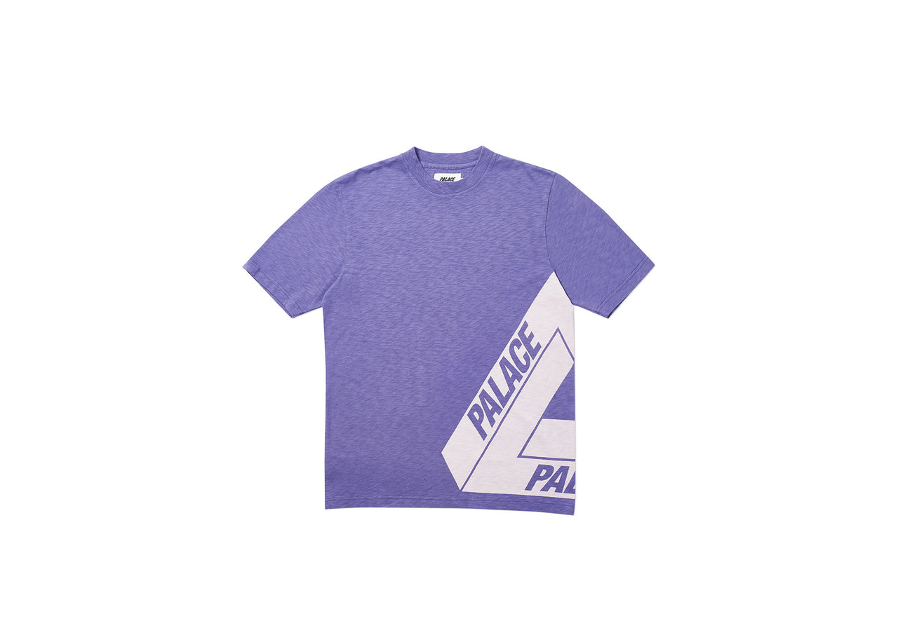 SIDE FERG T-SHIRT PURPLE