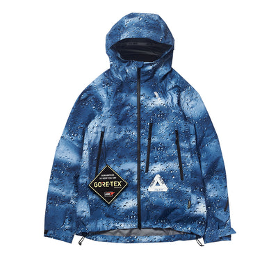 GORE-TEX PALEX JACKET BLUE RAIN