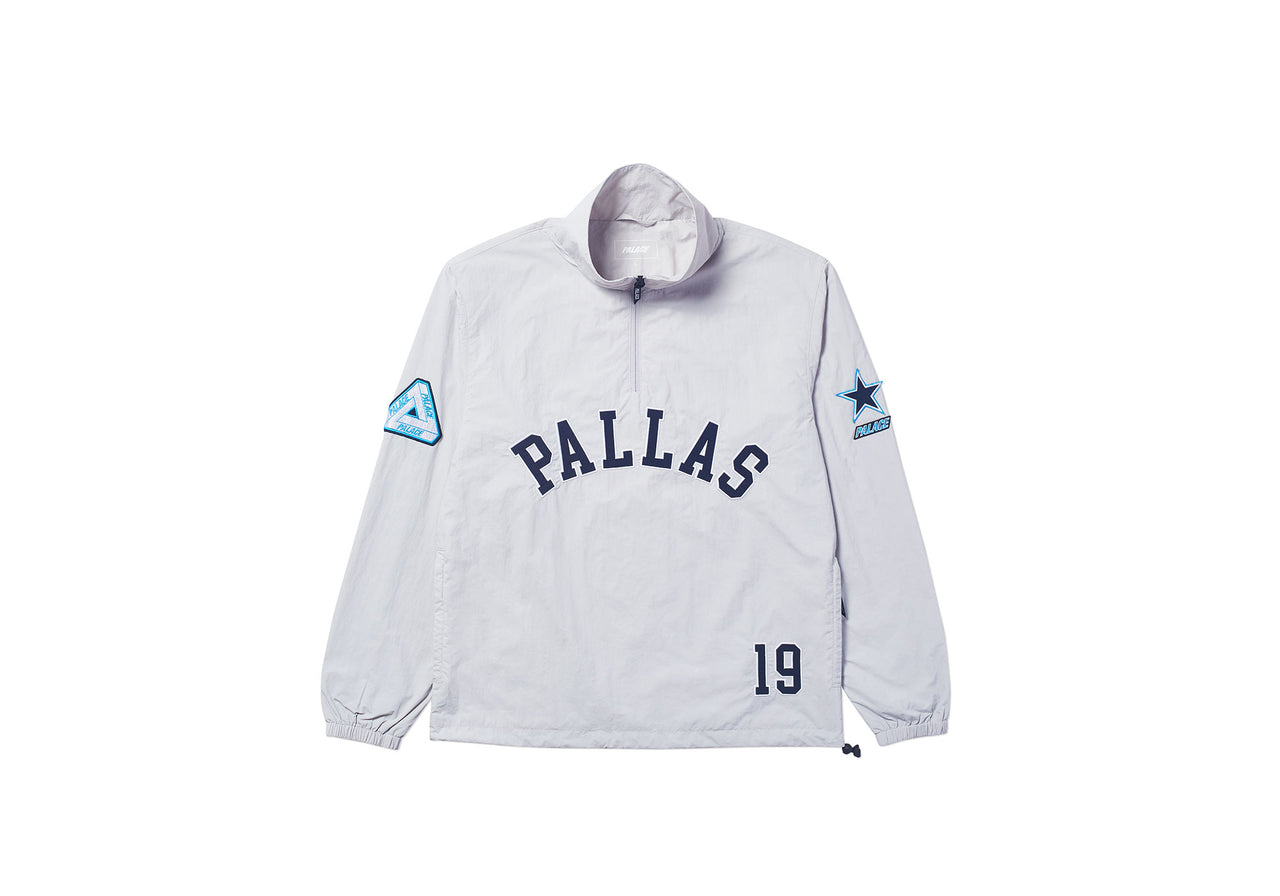 PALLAS SHELL JACKET GREY