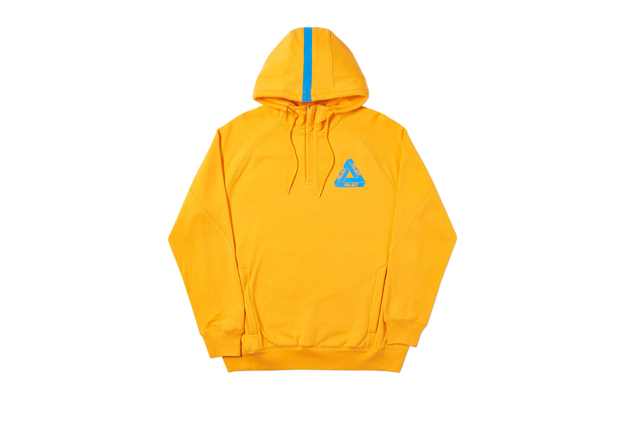 VERTO ZIP HOOD ORANGE