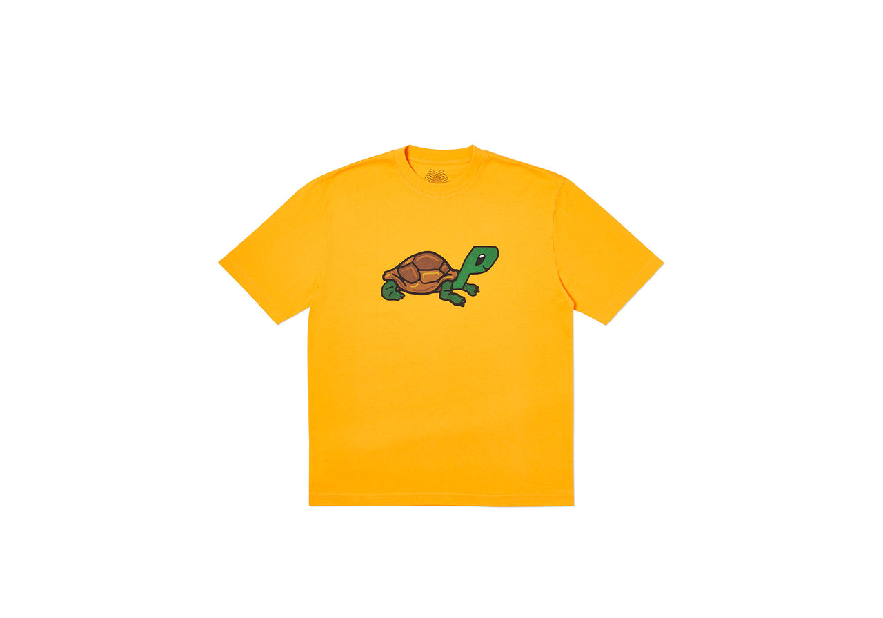PURTLE T-SHIRT YELLOW