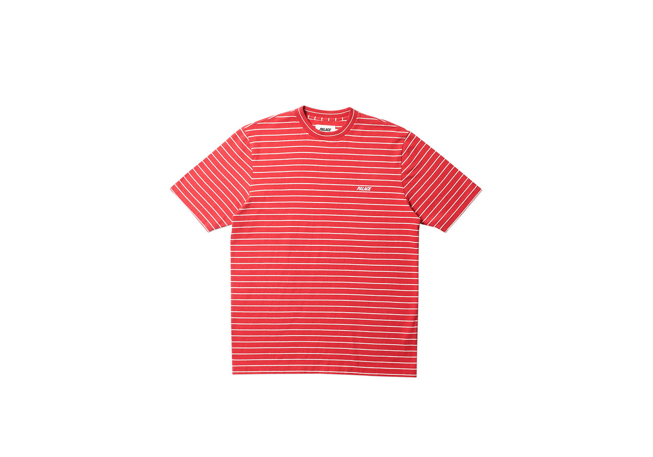 TIPPER T-SHIRT RED