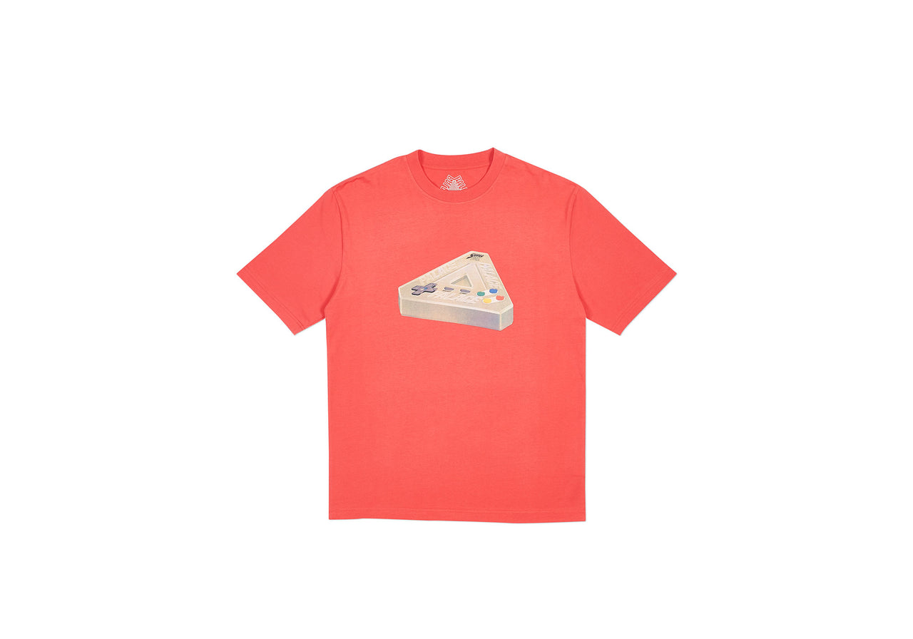 PALBOY T-SHIRT LIGHT RED