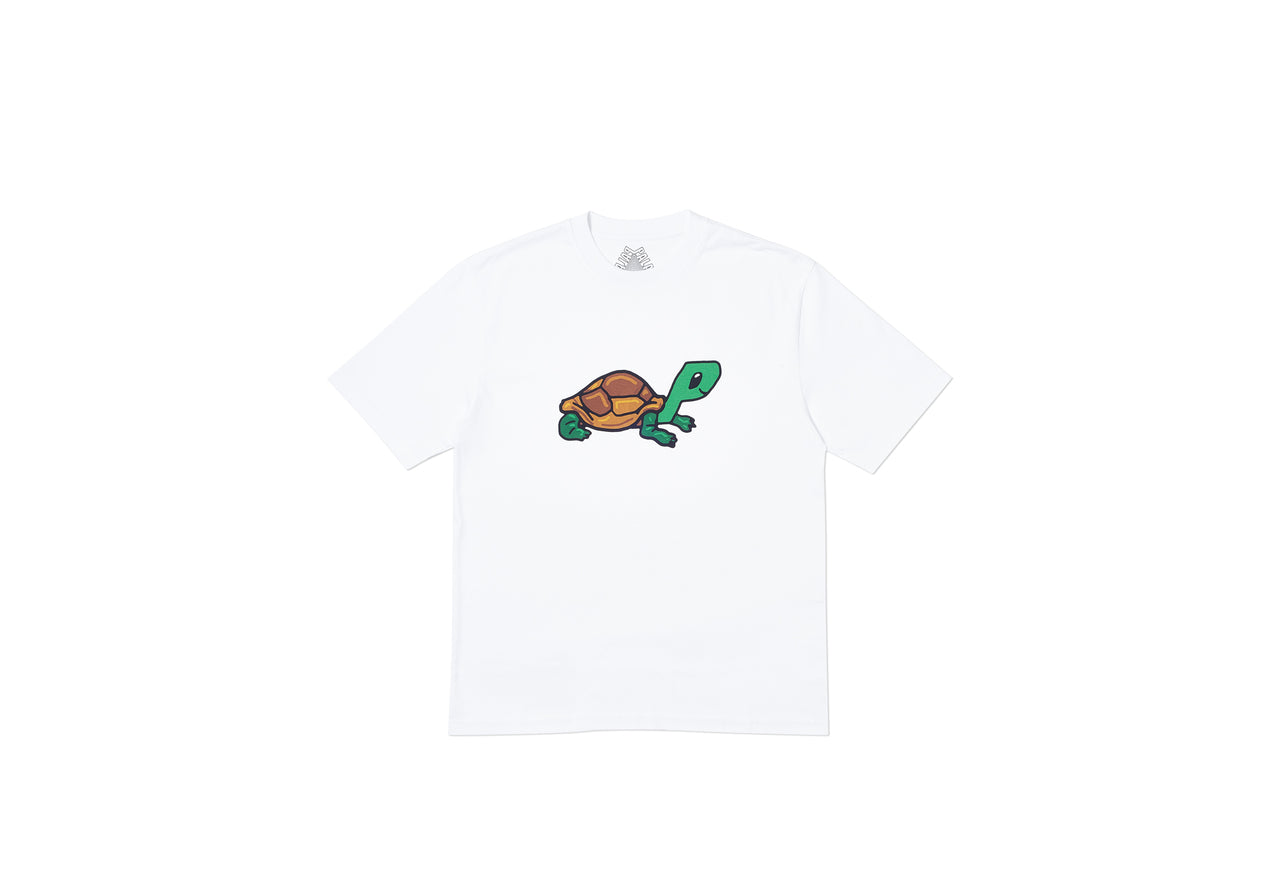 PURTLE T-SHIRT WHITE