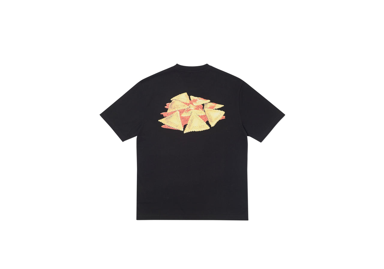 SMALL PORTION T-SHIRT BLACK