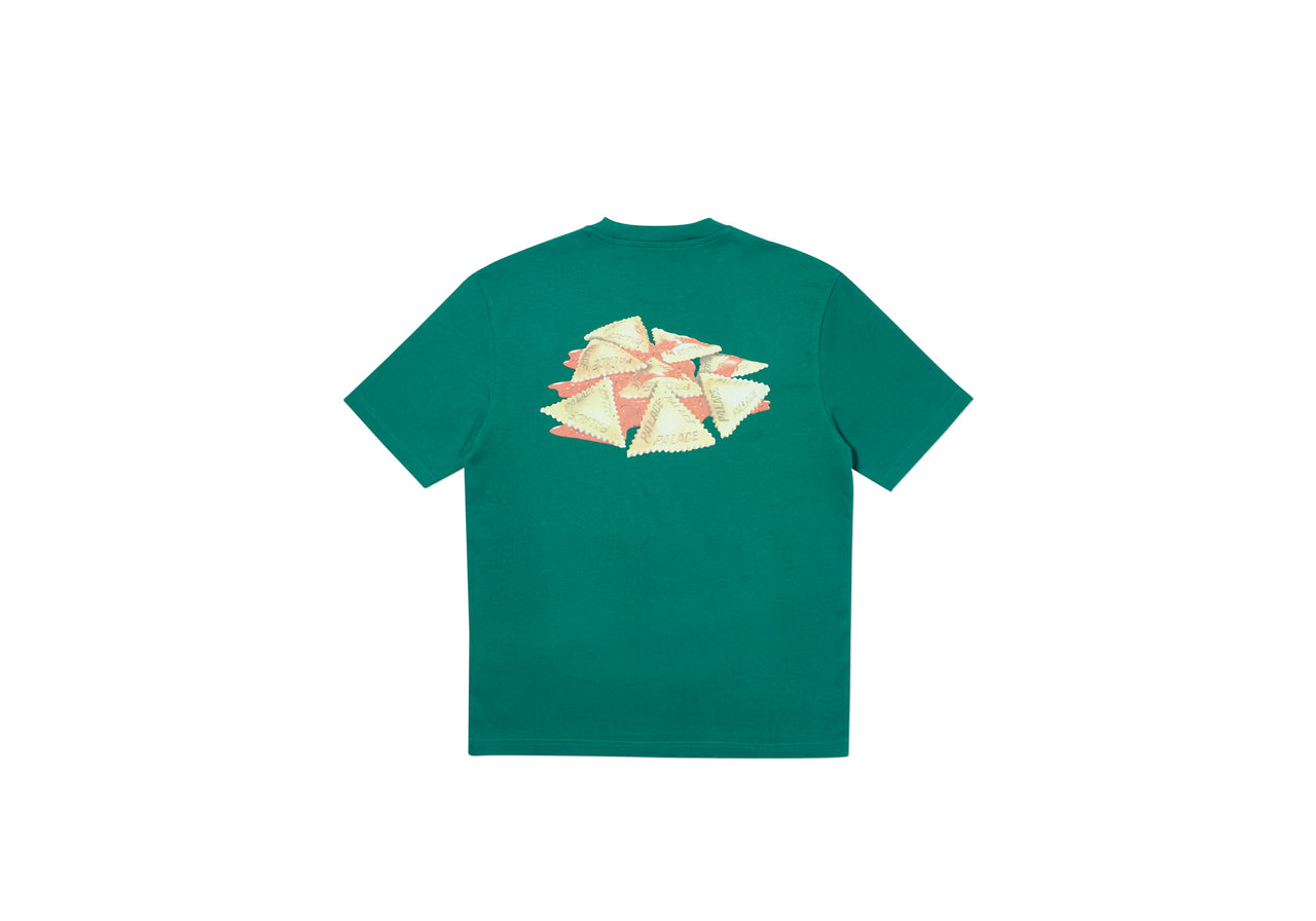 SMALL PORTION T-SHIRT GREEN