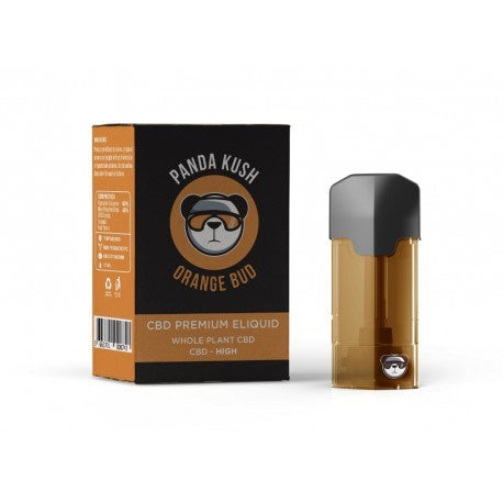 J WELL France BO Vaping BO Caps Panda Kush CBD Orange Bud