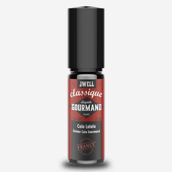 JWELL France e-liquid Gourmands Cola Lalala