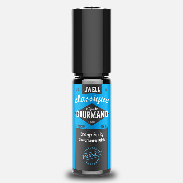 JWELL France e-liquid Gourmands Energy Funky