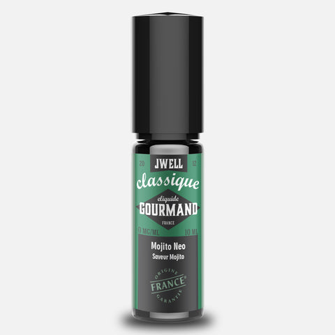 JWELL France e-liquid Gourmands Mojito Neo