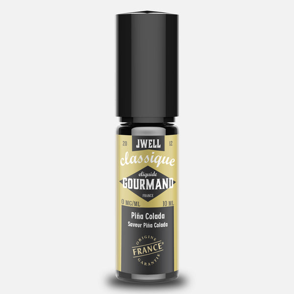 JWELL France e-liquid Gourmands Pina Colada