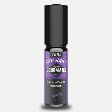 JWELL France e-liquid Gourmands Starlette Violette