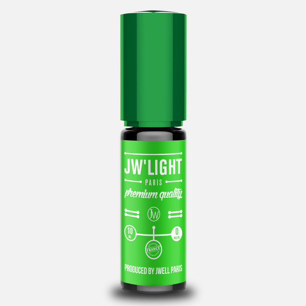 JWELL France e-liquid JW'Light Green Light