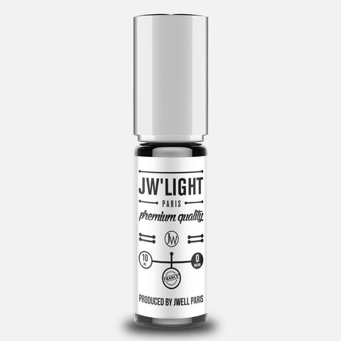 JWELL France e-liquid JW'Light White Light