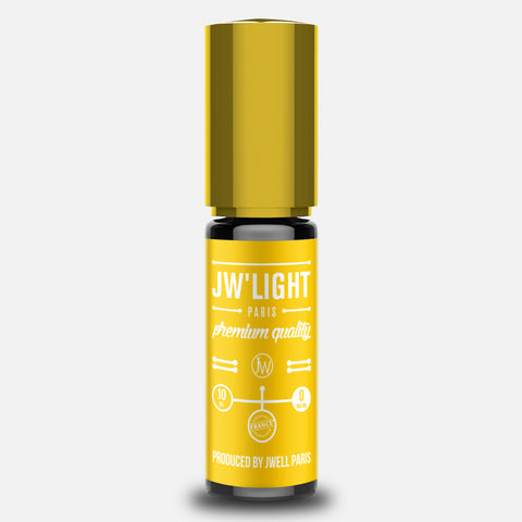 JWELL France e-liquid JW'Light Yellow Light