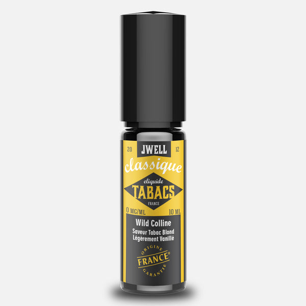 J WELL France e-liquid Tabac Wild Colline