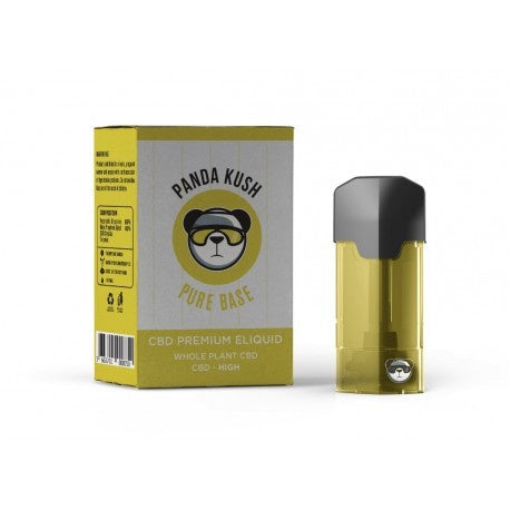 J WELL France BO Vaping BO Caps Panda Kush CBD Pure Base