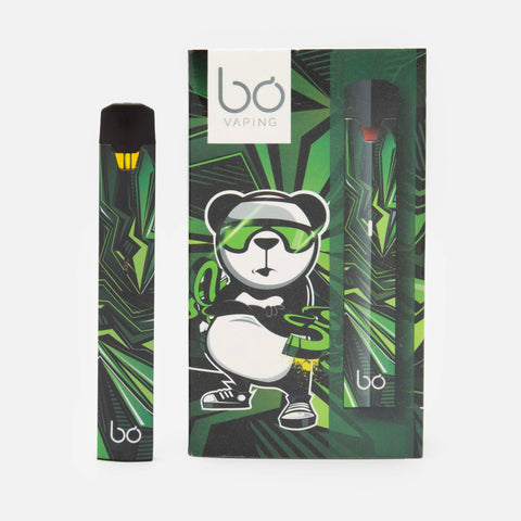 J WELL France e-sigaret BO Vaping BO One Panda Kush CBD